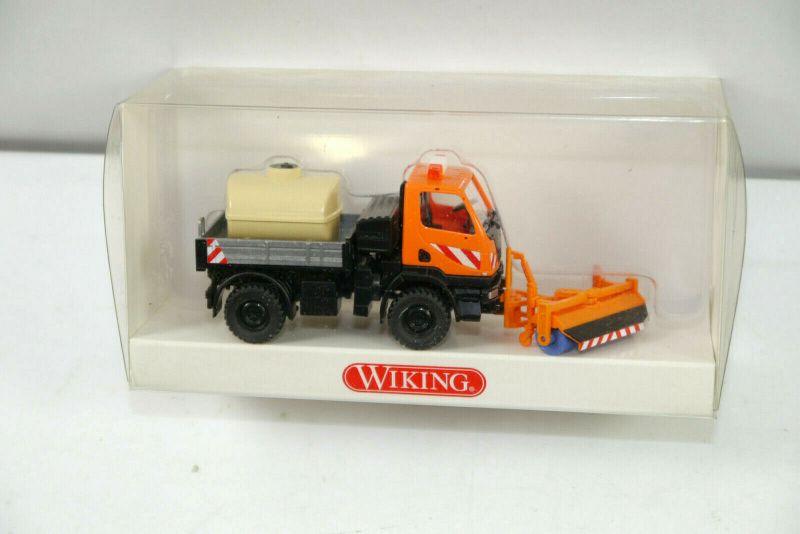WIKING 0646 39 37 Unimog U20 Kommunaldienst Modellauto 1:87 (K11) #09