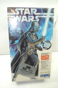 STAR WARS Darth Vader the arch villain Modellbausatz ERTL MPC ca.30cm NEU (F22)