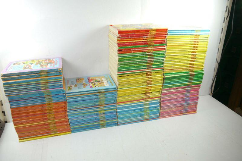 Donald Duck  193  x Taschenbücher zwischen Nr. 1 bis 281 Ehapa  Z: 2-3 ( F8 )