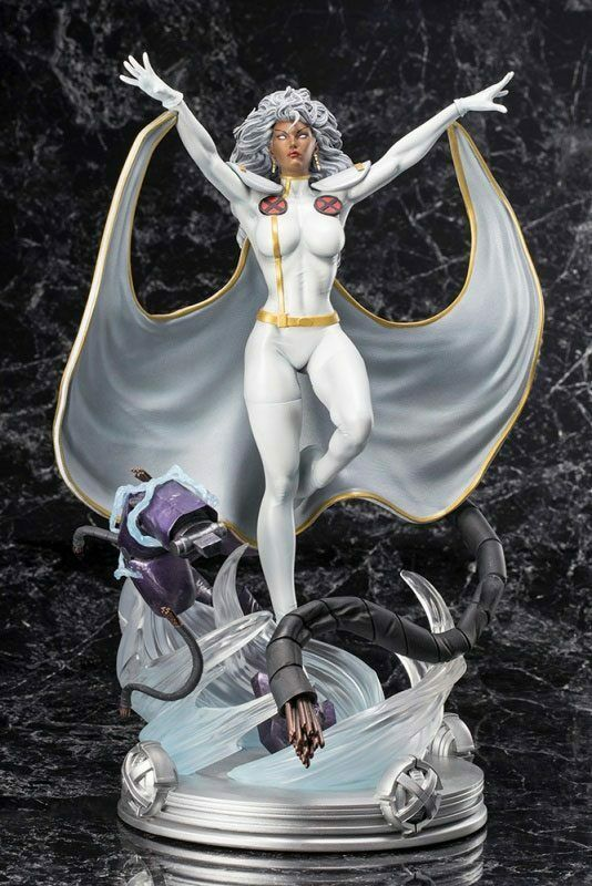 KOTOBUKIYA Collection Marvel Storm Danger Room Sessions Statue 1/6 ( 39cm ) (L)*