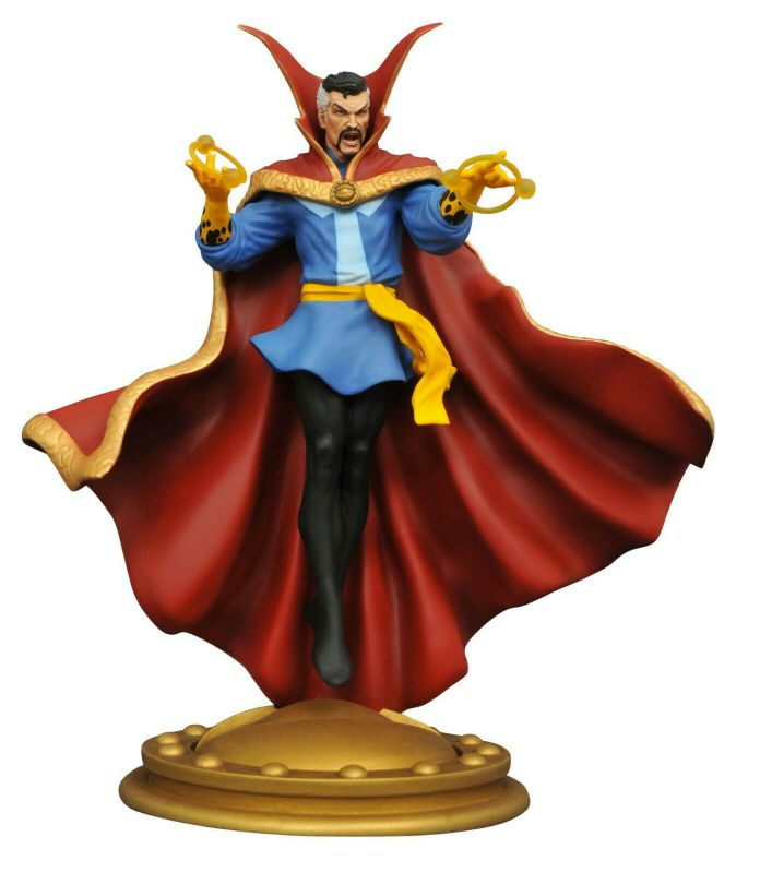 DOCTOR STRANGE Comic Figur PVC Diorama GALLERY Diamond Select 23cm NEU (KA9)*