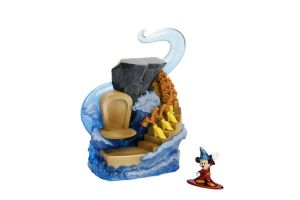 Disney Nano  Diorama The Sorcerer's Apprentice Zauberlehrling  Neu (KA9) *