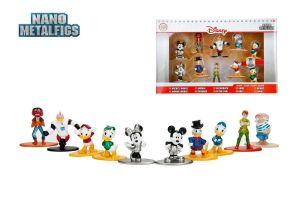Disney Nano  Diecast Minifiguren 10-er Pack Wave 2  4 cm Neu (KB19) *