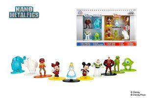 Disney Nano  Diecast Minifiguren 10-er Pack Wave 1  4 cm MinNeu (KA6) *
