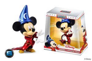 Disney Metalfigur Diecast Sorcerer's Apprentice Zauberlehrling 15cm Neu (KA20) *