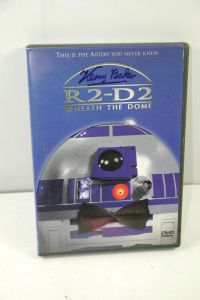 STAR WARS R2-D2 beneath the Dome DVD englisch / signiert Kenny Baker (WR2)