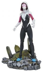 Marvel Select Actionfigur Spider - Gwen ca.17cm Neu (L)*