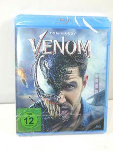 Marvel VENOM ( 2018 ) Blu-ray Tom Hardy NEU (WR8)