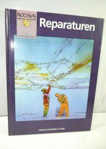 MOEBIUS Die Sternenwanderer Band 6 - Reparaturen Comic HC Schreiber&Leser (WRX)