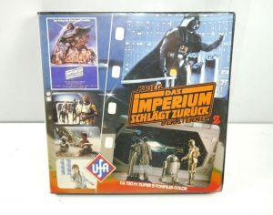STAR WARS Das Imperium schlägt zurück # 2 / Super 8 color Tonfilm 120m UFA (K26)