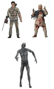 ASH vs EVIL DEAD Serie 2 : Demon Spawn , Henrietta , Asylum Ash NECA Neu (KB14)
