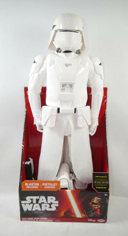 STAR WARS Force Awakens - Große Snowtrooper Actionfigur JAKKS ca.46cm NEU KB18*