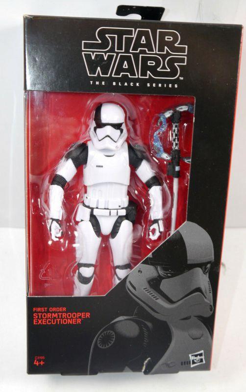 STAR WARS Black Series - First Order Stormtrooper Executioner HASBRO Neu (L)