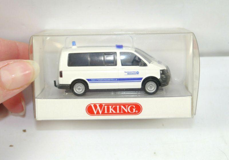 WIKING 0693 13 34 THW VW Multivan TECHNISCHES HILFSWERK 1:87 (K11) #38
