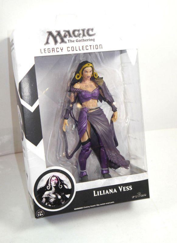 MAGIC The Gathering - Liliana Vess Legacy Collection Funko ca.16cm NEU (KB5)