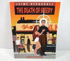 THE DEATH OF SPEEDY   7 Comic SC FANTAGRAPHICS BOOKS Hernandez englisch (MF5)