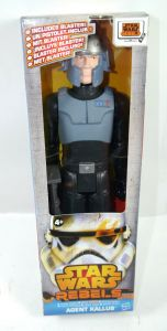 STAR WARS Rebels - Agent Kallus Actionfigur TITAN HERO ca.27cm HASBRO (L)*