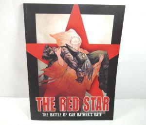 THE RED STAR   1 Battle of Kar Dathra's Gate Comic SC IMAGE COMICS englisch *MF5