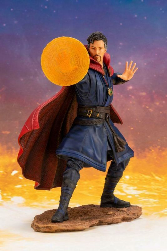 AVENGERS Infinity War - Doctor Strange Statue ARTFX Kotobukiya 1:10 NEU (KA6) *
