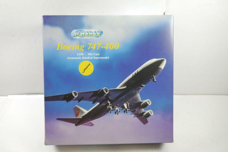 Schabak Boeing 747 - 400 British Airways  1:250  + OVP (F8)