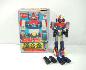 POPY Super electromagnetic robot Combattler V Stage 2 GA-54 Made in Japan (L)