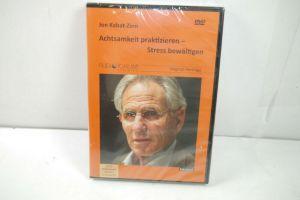 ACHTSAMKEIT PRAKTIZIEREN Stress bewältigen - Jon Kabat-Zinn Vorträge DVD (WR4)
