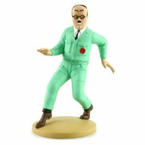 TIM & STRUPPI Tintin Ingenieur Wolf Figur MOULINSART 12cm NEU (L)*