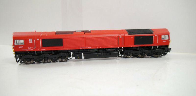 MEHANO 58589 / T274 Diesel Lokomotive CL 77 DE677 HGK Spur H0 Wechselstrom MF11