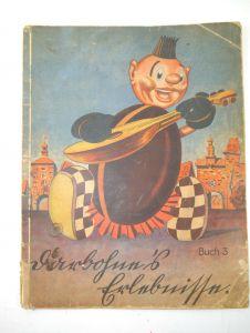 DARBOVEN'S ERLEBNISSE Band 3 Bilderbogen Werbecomic 30er Micky Maus (WR9)