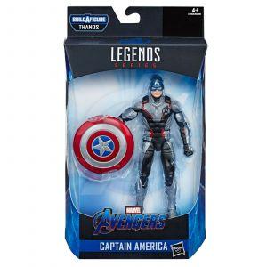 MARVEL LEGENDS Series AVENGERS Captain America Actionfigur Hasbro THANOS (KB10)*