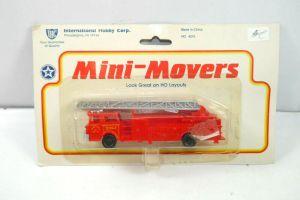IHC 4210 Mini-Movers Yourtown Feuerwehr Modellauto 12,5cm Neu (K42) #A