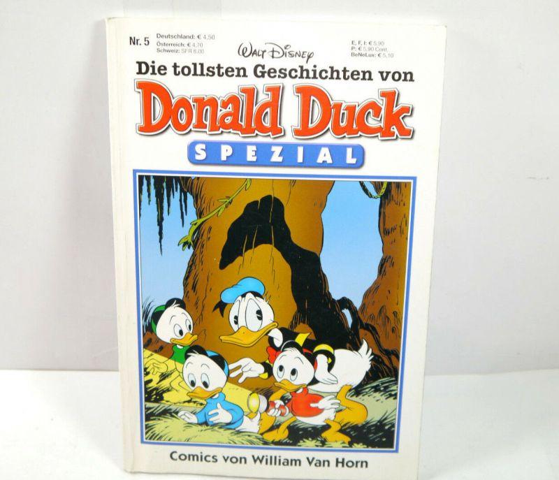 Die tollsten Geschichten von DONALD DUCK Spezial Band 5 Comic SC EGMONT (WR3)