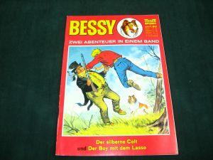 Bessy Doppelband 21 Der silberne Colt   Der Boy mit Lasso  Bastei  Z:2+ (LR)