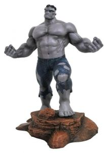 Marvel HULK Grey Edition PVC Diorama Figur SDCC PX Exclusive 2018 DIAMOND KB13 *
