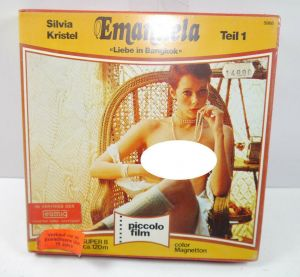 EMANUELA Liebe in Bangkok Teil 1 Super 8 ca.120m Color Magnetton EUMIG (K34)