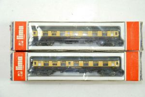 LIMA 361 Personenwagen Great Western Modelleisenbahn Spur N (K31)