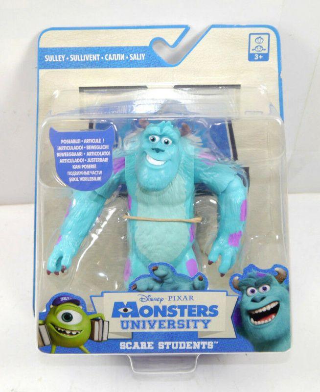 MONSTERS University - Sulley Actionfigur SPIN MASTER Disney Pixar Neu (L)