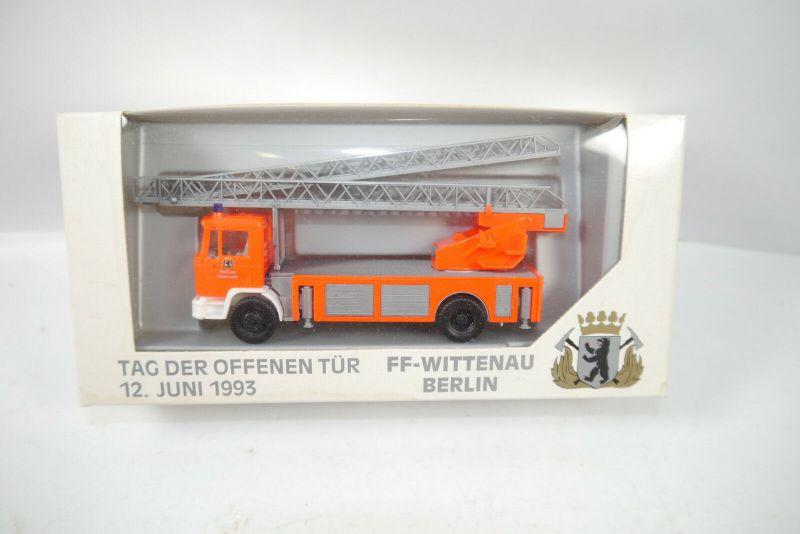 Herpa  Feuerwehr  FF - Wittenau Berlin 1:87 Tag der öffenen Tür 12.6.1993  (K24)