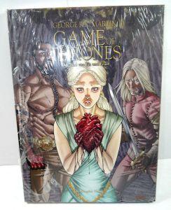 GAME OF THRONES Band 3 Das Lied von Eis & Feuer Comic Novel gebunden PANINI WR1