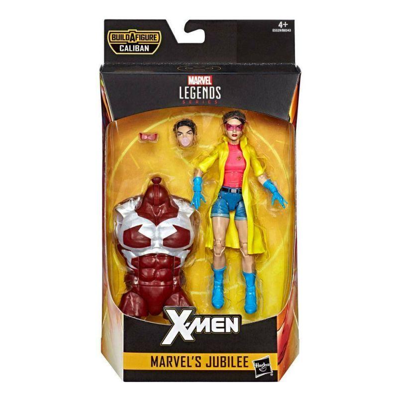 MARVEL LEGENDS Series Marvel´s Jubilee  Calbian 2019 Wave 1 Hasbro (KB11)