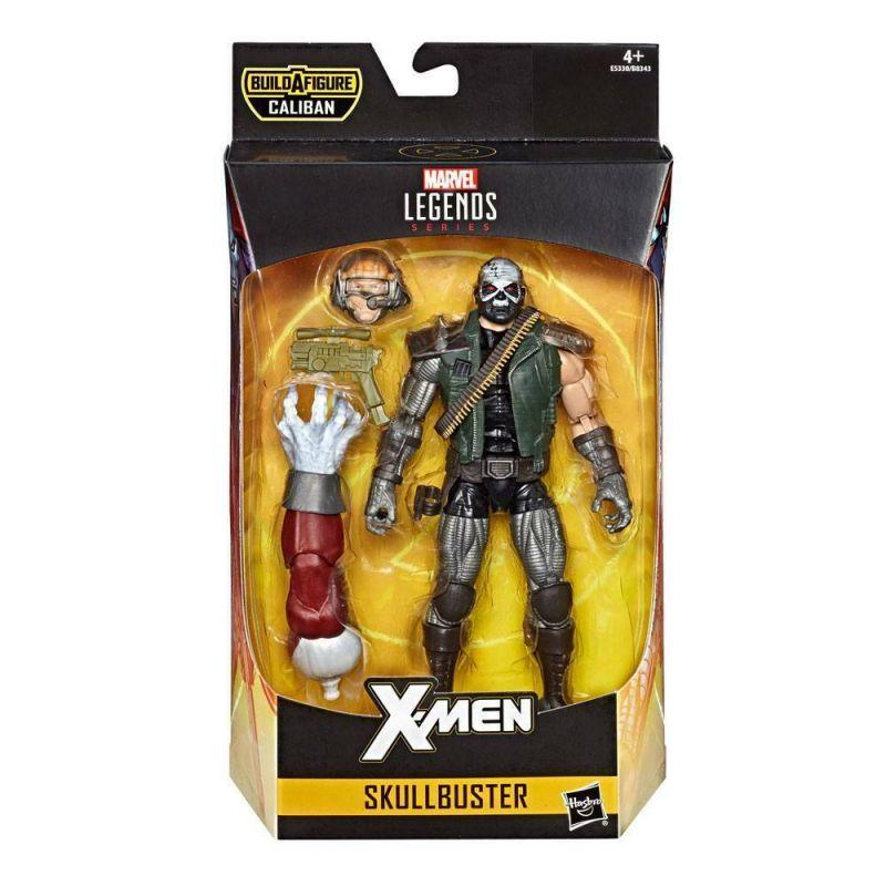 MARVEL LEGENDS  X-Men Skullbuster Calbian 2019 Wave 1 Hasbro (KB12)