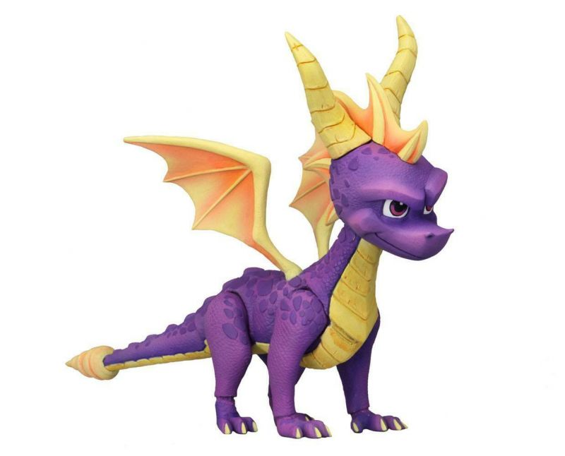 Spyro the Dragon Actionfigur Spyro 20 cm  NECA   Neu (KB3)*