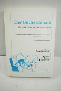 Der Bücherdonald große Lesekunde des Donaldismus Band 1 Sekundärliteratur  (WR1)
