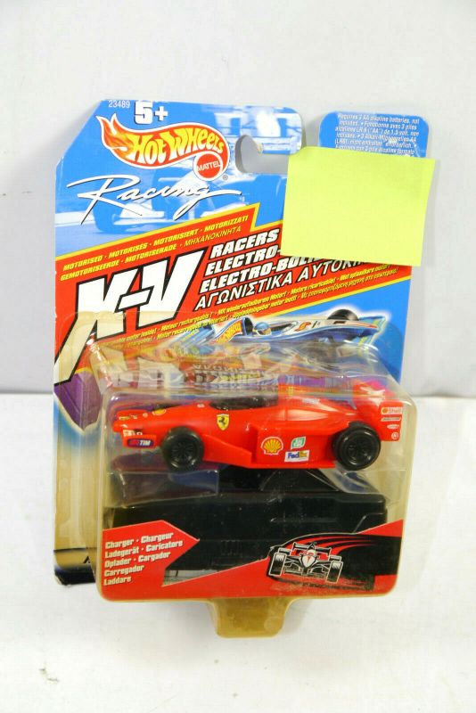 HOT WHEELS Racing / Racers Formel 1 Ferrari Auto ca.9cm NEU (K31)