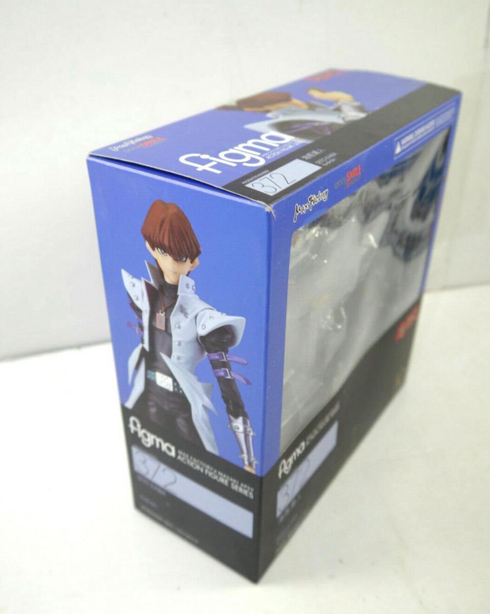 YU-GI-OH ! Seto Kaiba Actionfigur Figma MAX FACTORY ca.16cm (L) 1