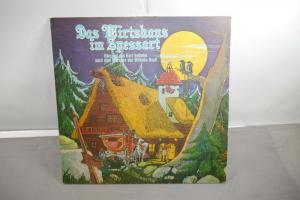 Das Wirtshaus im Spessart   tt record  Schallplatten LP   Z : sehr gut  (MF16)