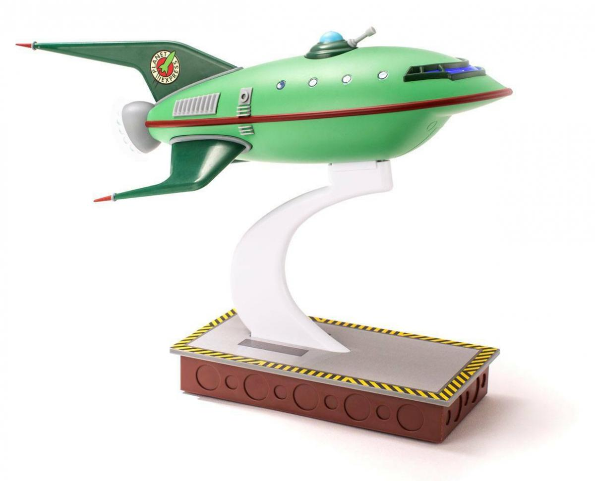 Futurama Master Series Replik Planet Express Raumschiff 30 cm NEU (L)*
