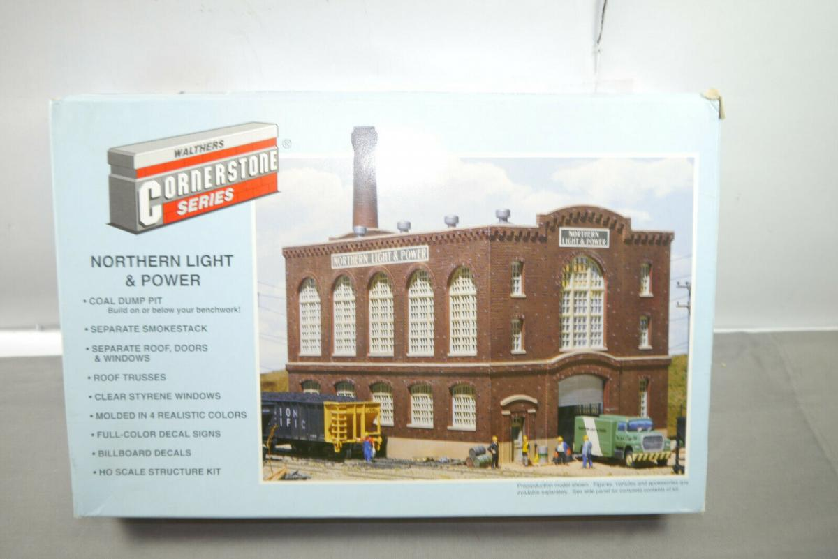 Walthers Cornerstone  Northern Light & Power  H0 1:87 ( MF10 )