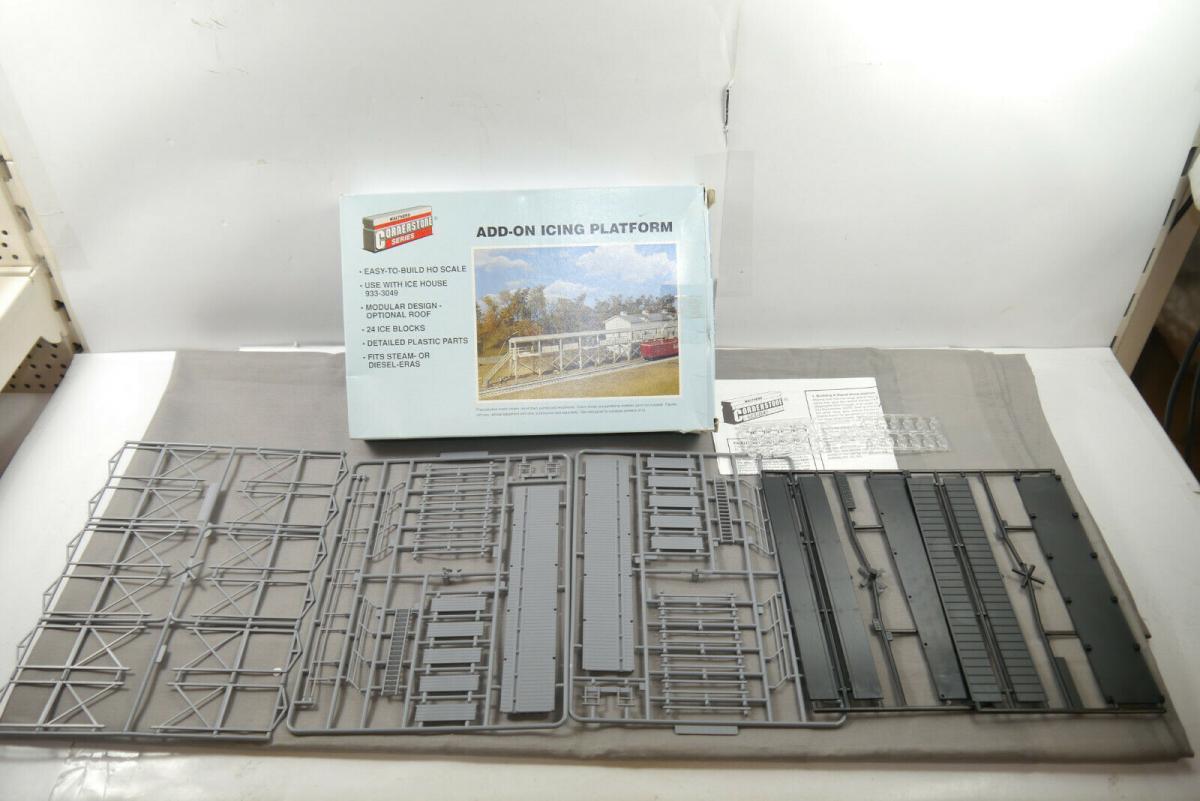 Walthers Cornerstone ADD-ON Icing Platform 933-3049 H0 1:87 ( MF11 )
