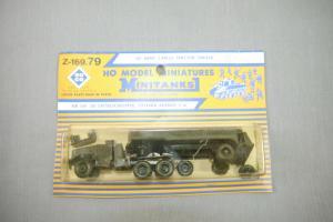 ROCO Z-169.79 US Army Sattelschlepper / Tankwagen 6 to Neu OVP H0 1:87 (KC)